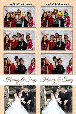 Huong & Sang Wedding -  October 7, 2017