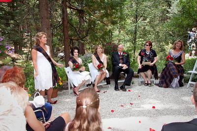 Hurd-Moore Clan Wedding