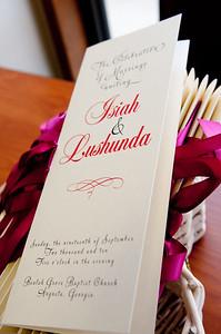 Lushunda & Isiah Wedding Day-8