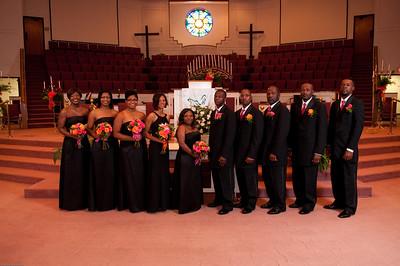 Lushunda & Isiah Wedding Day-109