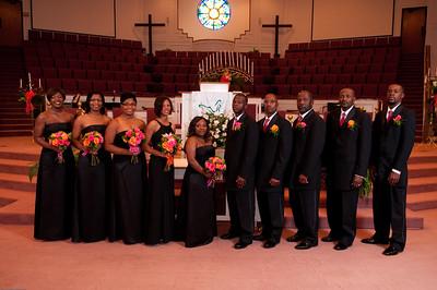 Lushunda & Isiah Wedding Day-110