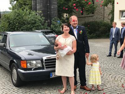 Huwelijk Mandy & Tobias 28-07-2018