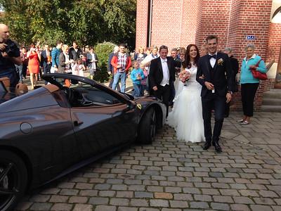 Huwelijk Zdenek en Ine 18-10-2014