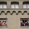 bridal party at Berkeley City Club