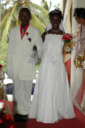 Jr Bride and Groom