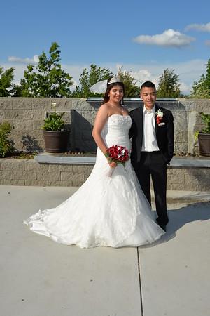 ISRAEL & ALONDRA WEDDING