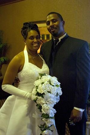 Ike and Michele's wedding
