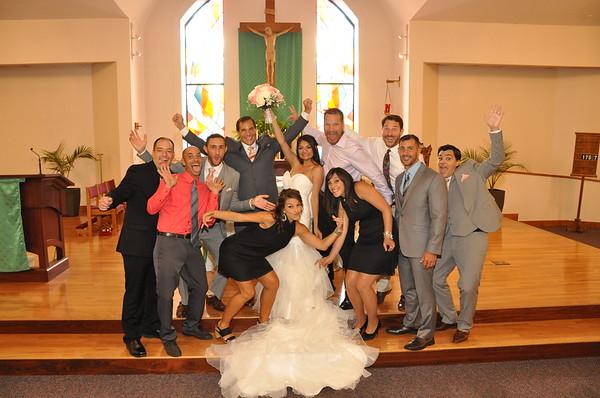 Ilse & Aaron Dangel's  Wedding