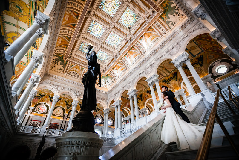 Library of Congress in DC