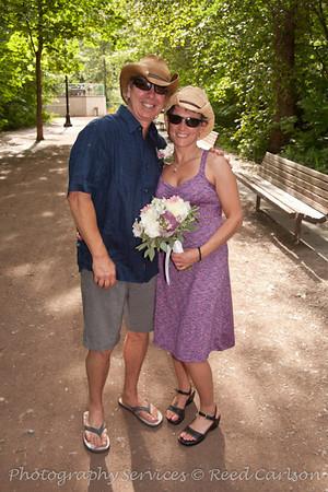 Dan & Lorraine at Waterfront Park