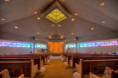 The chapel at Southland Christian Church