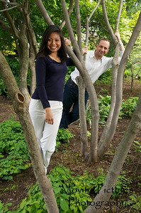 Irene & Joe - University of Kentucky arboretum