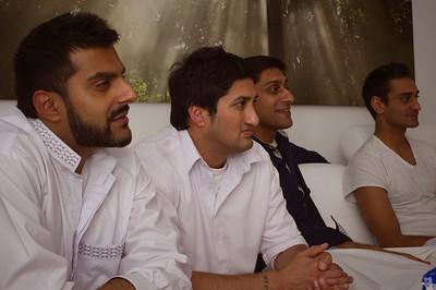 Irfan & Bushra 12/11/11 Chillout