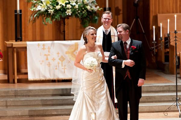 Jennie & Mike Wedding Day