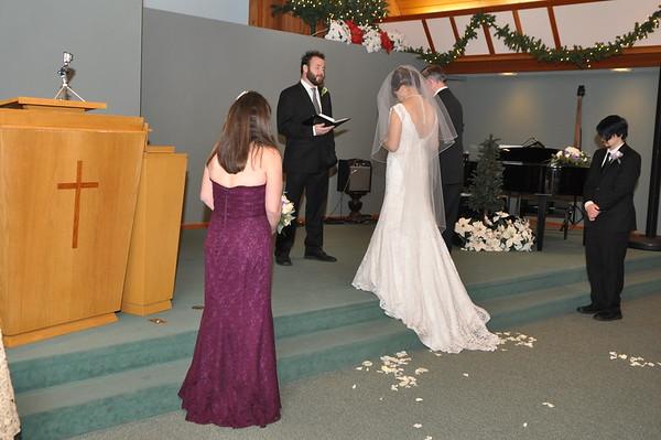 DON & JANET ELKINS WEDDING