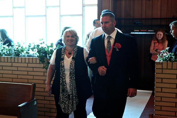 JB and Sarah Service