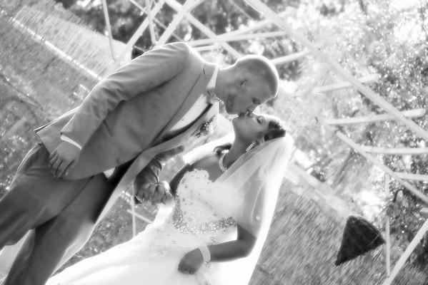 TREVOR AND JENNIFER FORMALS OUR WEDDING