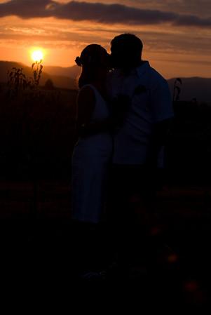 JJ & Mike~Sunset Formals