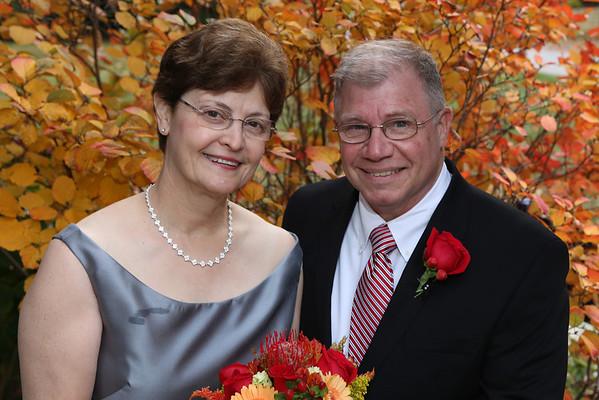 JOHN & DONNA'S 40th ANNIVERSARY WEDDING
