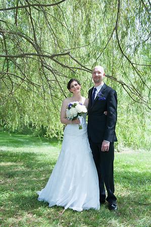 JOSHUA & JESSICA'S WEDDING 6-11-16 Photos by LaRue Photography