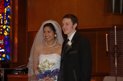 2009 APR - JP & Alma's Wedding - 2009