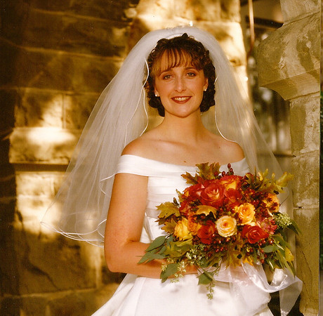 JT & Amanda Wedding 1999