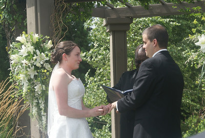 Jack and Leigh's Beautiful Ceremony