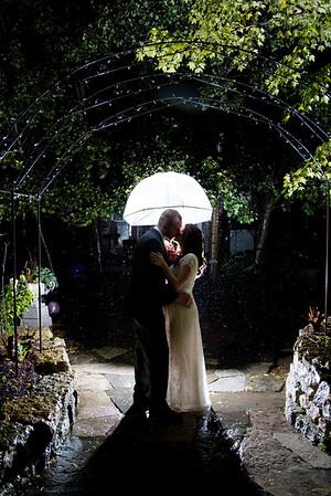 Jackie & Andrew | Blumen Gardens, Sycamore, IL