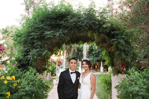 Jackie and Sammy | The Bella Rose Estates Wedding, Chandler