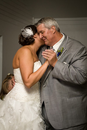 Dianna Greene marries Jordan Jackson in College Station, TX, on Sept 24, 2010.