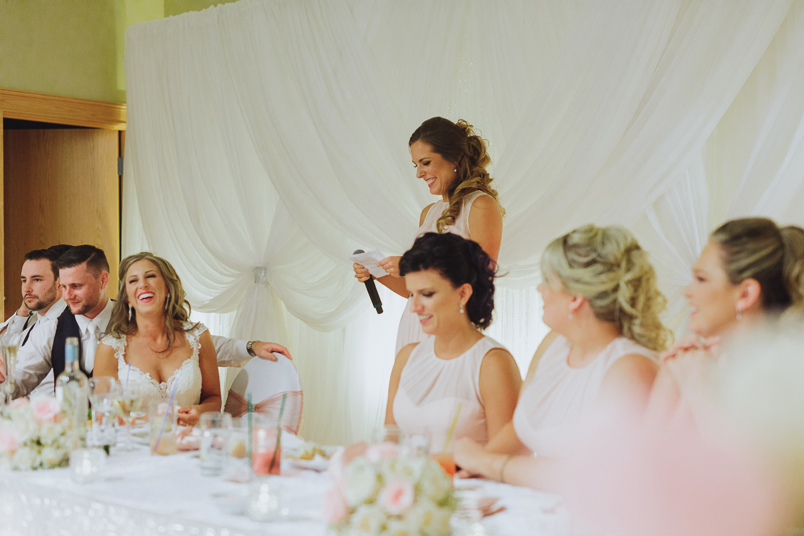Moments like this - maid of honour speech