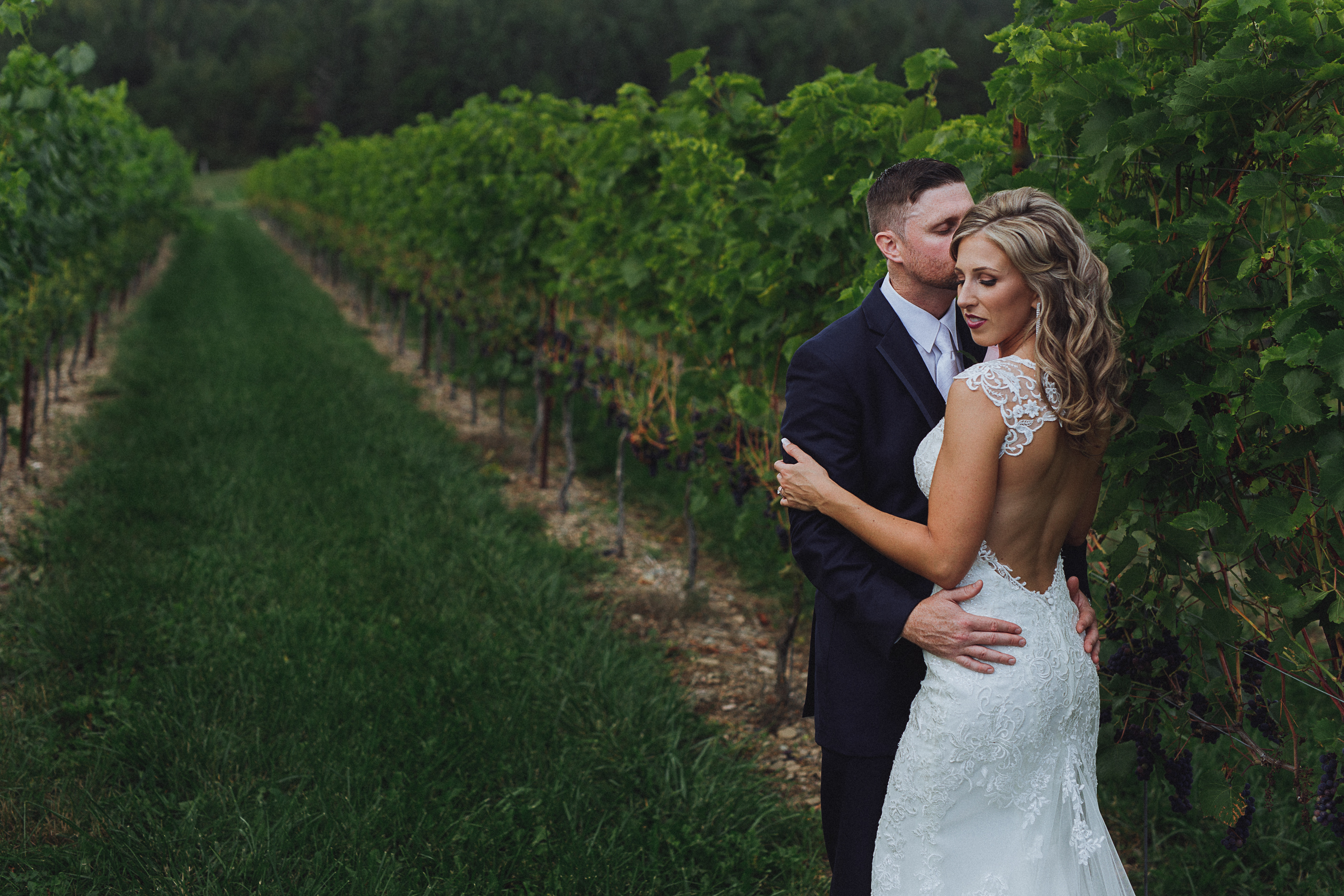Gillis of Belleisle Winery - sara and jacob wedding 2017