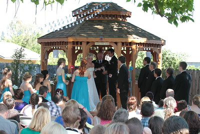 Jacob and Clair's Wedding Ceremony