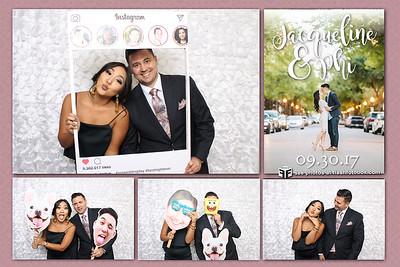 Jacqueline & Phi Wedding - September 30, 2017