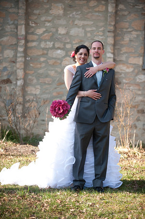 Jacquie + Scott. Oliver's Carriage House.