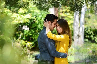 Jaime & Blanca Engagement