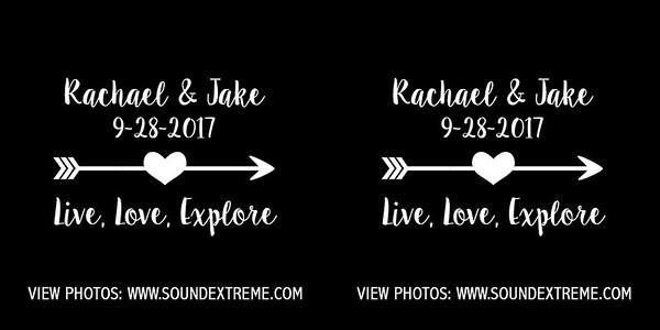 Jake & Rachael 9-28-17