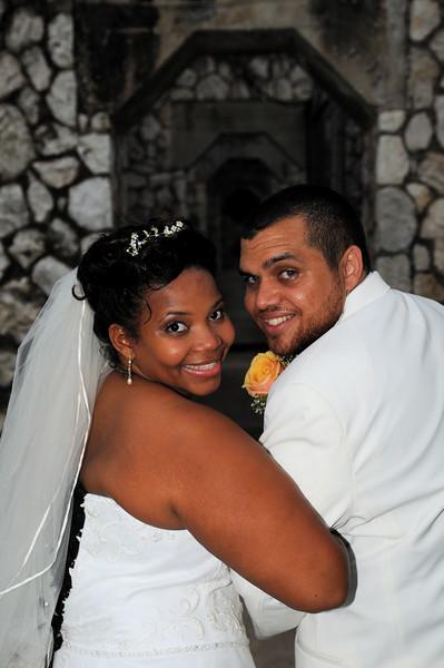 Jamaican Style Wedding Samples