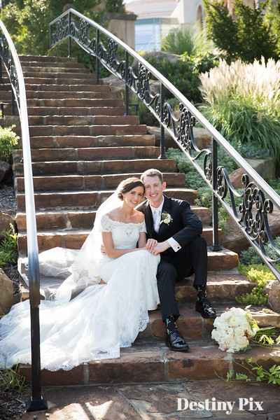James and Katy's Wedding Pix @Philbrook