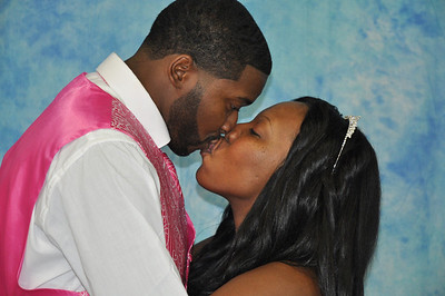 James & Shantea Stewart Wedding