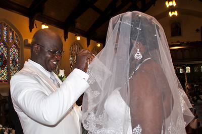 James & Christine Doe's Wedding