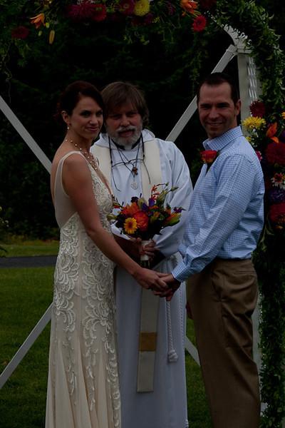 james & julia's wedding