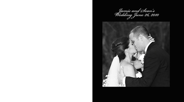 Wedding Album Page 01