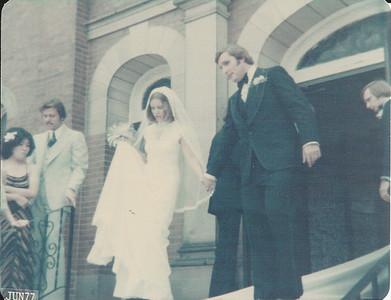 Jan & John Wedding 6/25/1977