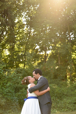 Janae & Richard Wedding