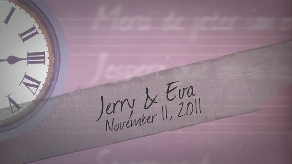 Jerry and Eva's Engagement Slideshow