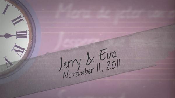 Jerry and Eva's Engagement Slideshow