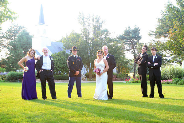 Smitham Wedding