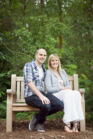 Jane & Chris Pre-Wedding Shoot