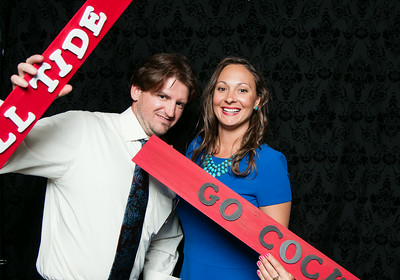 Janelle and Mitch - Photo Booth
